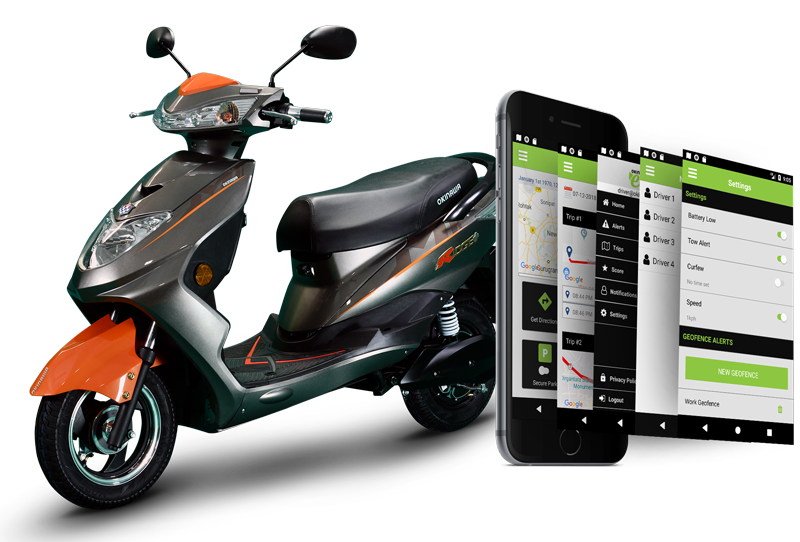 battery scooter price